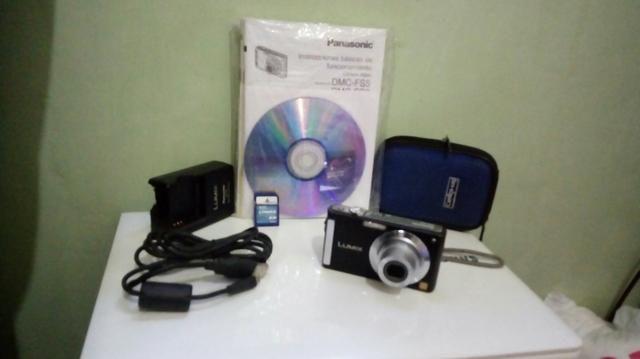 Máquina fotografica digital Panasonic lumix
