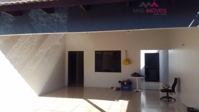 Casa 3 quartos - 606 Norte (ARNE 74)