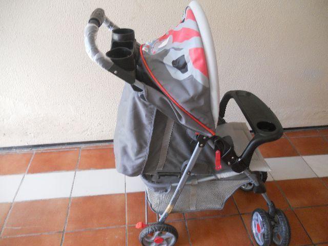 Carrinho de Bebê Galzerano - Novo