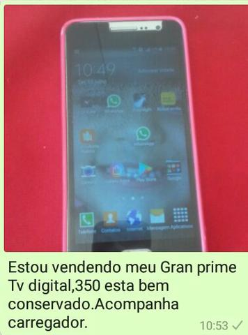 Vendo Celular Gram Prime TV