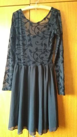 Vendo vestido preto