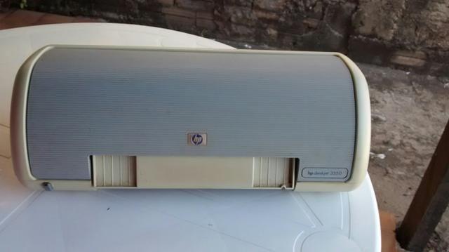 Impressora hp 3550