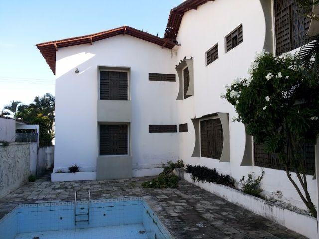 Casa comercial rua principal com 600m² de area - Bairro dos Estados- João Pessoa PB