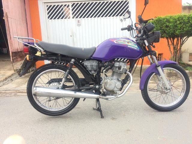 HONDA CG 98