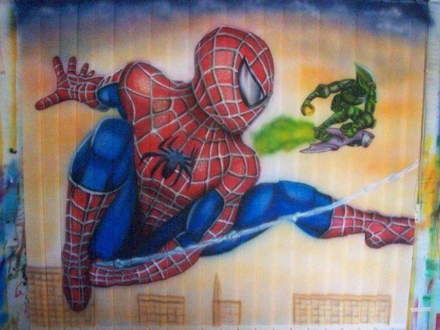 Persianas Personalizadas - Homem Aranha