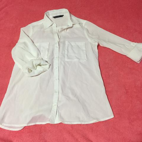 Camisa feminina - Tamanho 36/38
