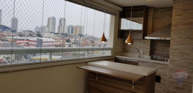 Apartamento à venda, 88 m² por R$ 750.000,00 - Ipiranga - São Paulo/SP - Foto 3