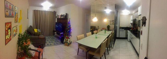 Apartamento com 02 quartos Semi Mobiliado - Pronto para Morar