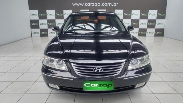 HYUNDAI AZERA 2008/2009 3.3 MPFI GLS SEDAN V6 24V GASOLINA 4P AUTOMÁTICO