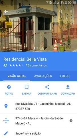Apto no jacintinho condomínio Bella Vista