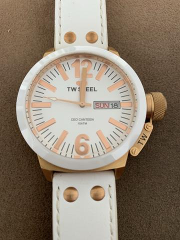 62860bb0ad3 Relogio TW Steel Ceo Canteen 45mm