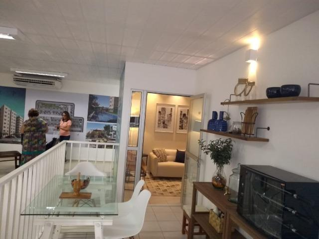 Apartamento com 2 quartas, varanda, elevador no centro de Paulista - Foto 14