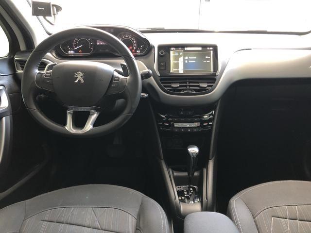 Peugeot 208 griffe 1.6 automático - Foto 8