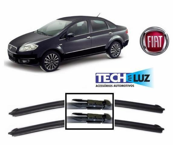 Palheta Limpador Parabrisa Especifica Citroen Peugeot Vw Hyundai Fiat Honda Toyota - Foto 8