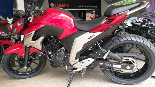 Yamaha Fz25 2019/2020 OKM Dê R$ 17 490,00 por R$ 17 190,00