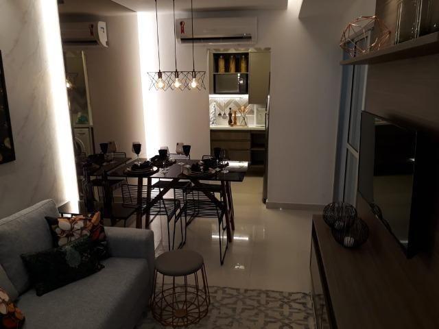 Apartamento com 2 quartas, varanda, elevador no centro de Paulista - Foto 13