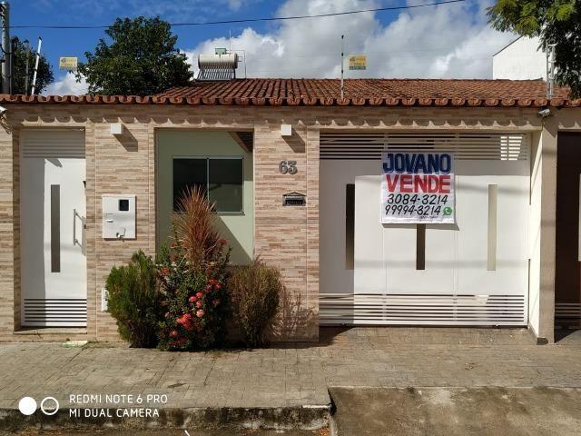 (R$290.000) Casa Seminova c/ Garagem p/ 02 Carros e Área Gourmet - Bairro Morada do Vale - Foto 2