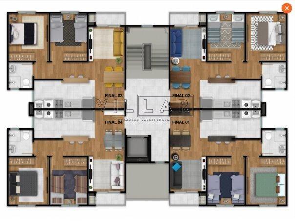 Acqua Dunas Club - Empreendimento - Apartamentos em Lançamentos no bairro Areal ... - Foto 12