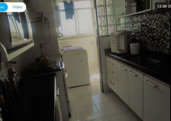 Meier Rua Carolina Santos Excelente apartamento 2 quartos portaria 24h JBCH27875 - Foto 16