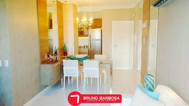2 e 3 quartos com ótima localização e pagamento parcelado - Foto 2