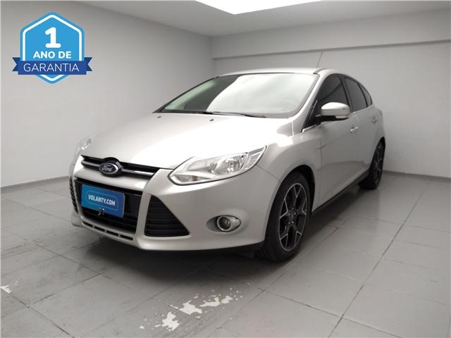 Ford Focus 2.0 titanium hatch 16v flex 4p powershift