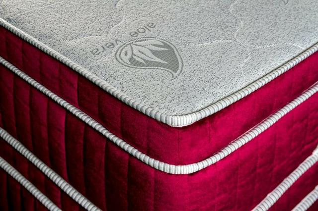 Colchão magnético terapêutico com infravermelho longo + 2 travesseiros - Foto 5