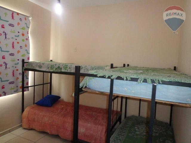 Comiptu 2020 quitado! apartamento duplex com 4 dormitórios à venda, 122 m² por r$ 530.000  - Foto 7