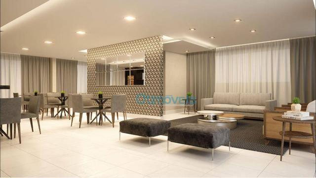 Apartamento com 3 dormitórios à venda, 108 m² por r$ 741.712 - ecoville - curitiba/pr - Foto 10