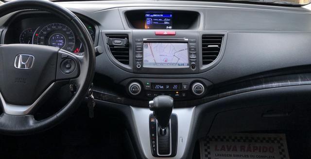 Honda CRV 2014 EXL Conservadíssima! IPVA Pago!! - Foto 6
