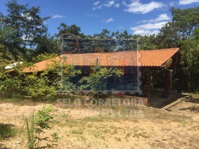 Otima Chácara de Recreio na estrada de Chapada Dos Guimaraes no Rio Motuca -MT - Foto 9