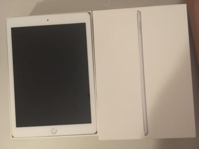 Desconto por hoje! novo i pad 6 geração 128 gb com presente - Foto 4