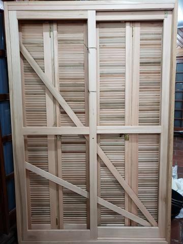 Porta Balcão Diversas NOVA - Aberturas Canelense - Foto 5