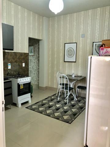 Flat Kitnet apartamento de 1 quarto mobiliado - Foto 4