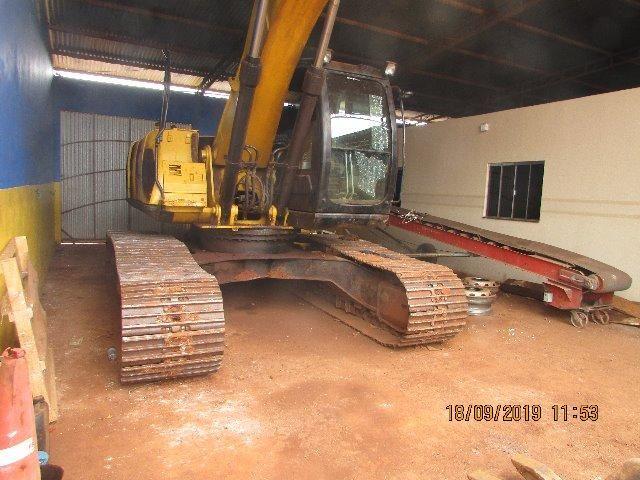 Escavadeira Hidraulica JCB - Foto 2