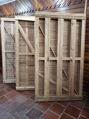Porta Balcão Diversas NOVA - Aberturas Canelense - Foto 3