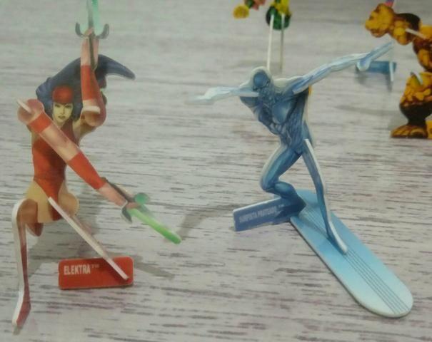 Super Heróis Elma Chips - Foto 3