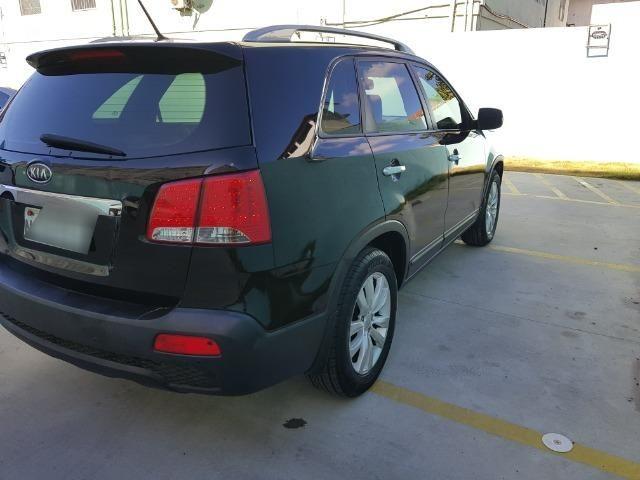 Kia Sorento 2011, Baixo KM, 7 lugares, R$ 38.990,00 + R$ 10.000 multas e documentação