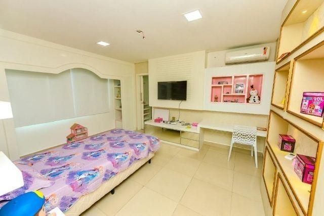 Casa duplex 4 quartos Alphaville Porto das Dunas - Foto 19