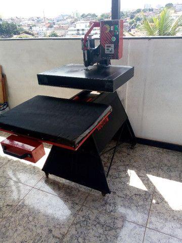 Prensa térmica tucano 50 x 70 - Foto 6