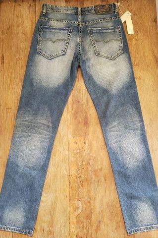 Calça Jeans Diesel N° 38 Original - Foto 3