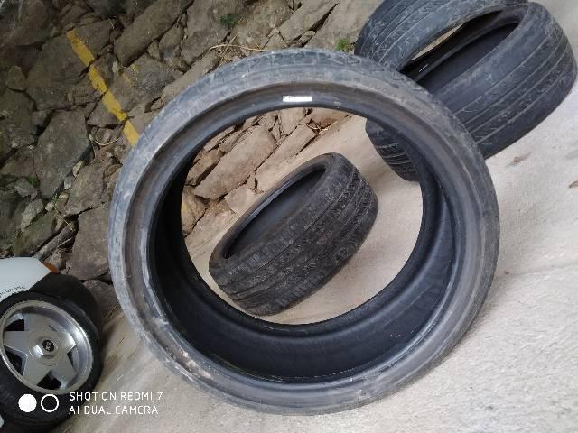 Jogo de pneus  - Foto 2
