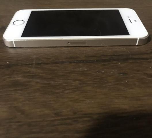 IPhone 5s dourado - Foto 6