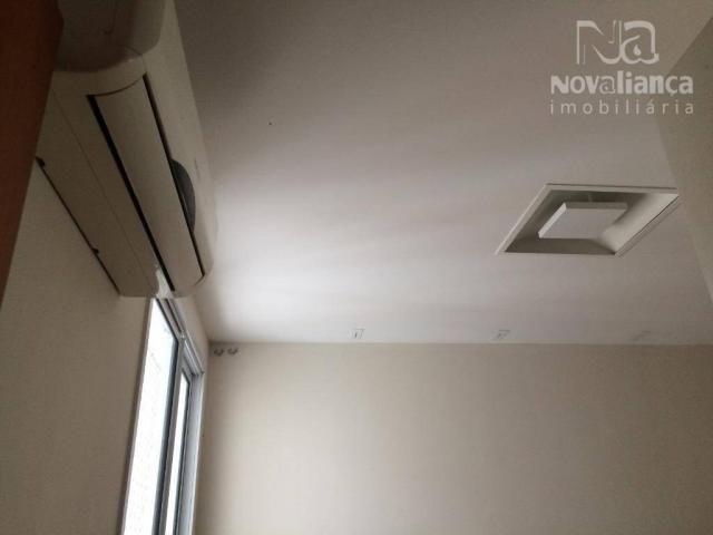 Apartamento com 3 quartos para alugar, 85 m² por R$ 1.500/mês - Itapuã - Vila Velha/ES - Foto 11