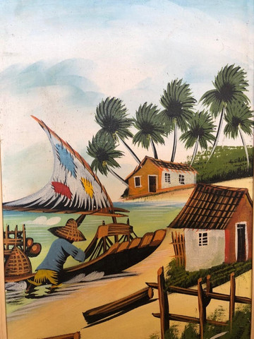 Quadro pintura nordeste - Foto 2