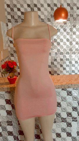 Vestidinho de luxo - Foto 3