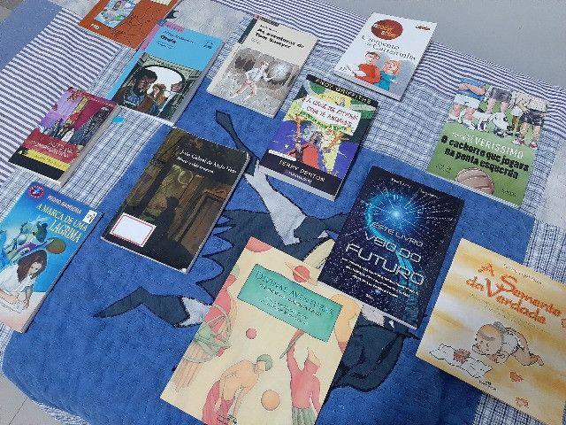 Livros Juvenis e Infantis( preço de cada livro é individual e esta na Descrição) - Foto 4