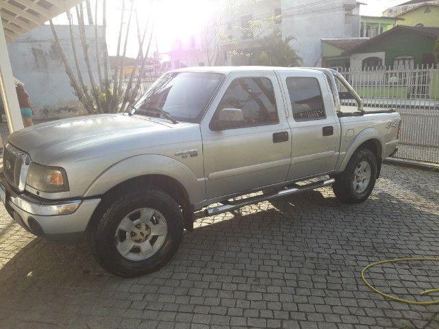 Vendo ranger 2005 TB diesel 4x4 CD - Foto 5