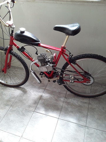 Bicicleta a motor - Foto 2