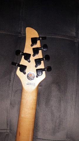 Guitarra Elétrica Tagima Vulcan (âmbar) - Foto 4
