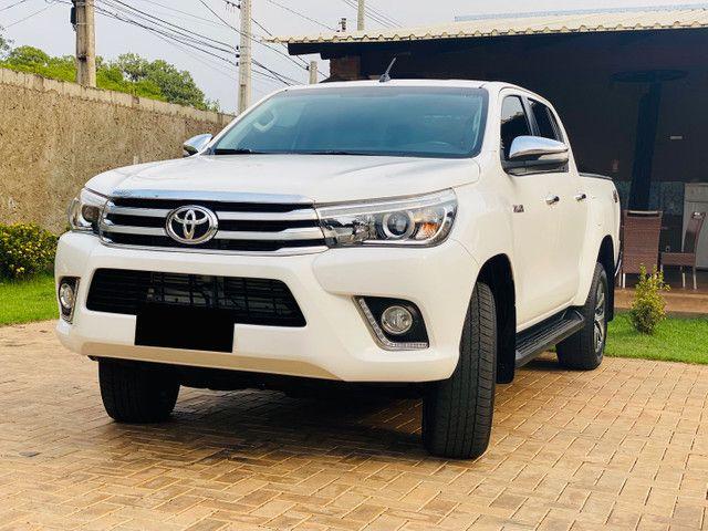 Toyota Hilux SRX 2.8 TDI - Turbo Diesel 4x4  - Impecável - 81Mil Km  - Foto 3